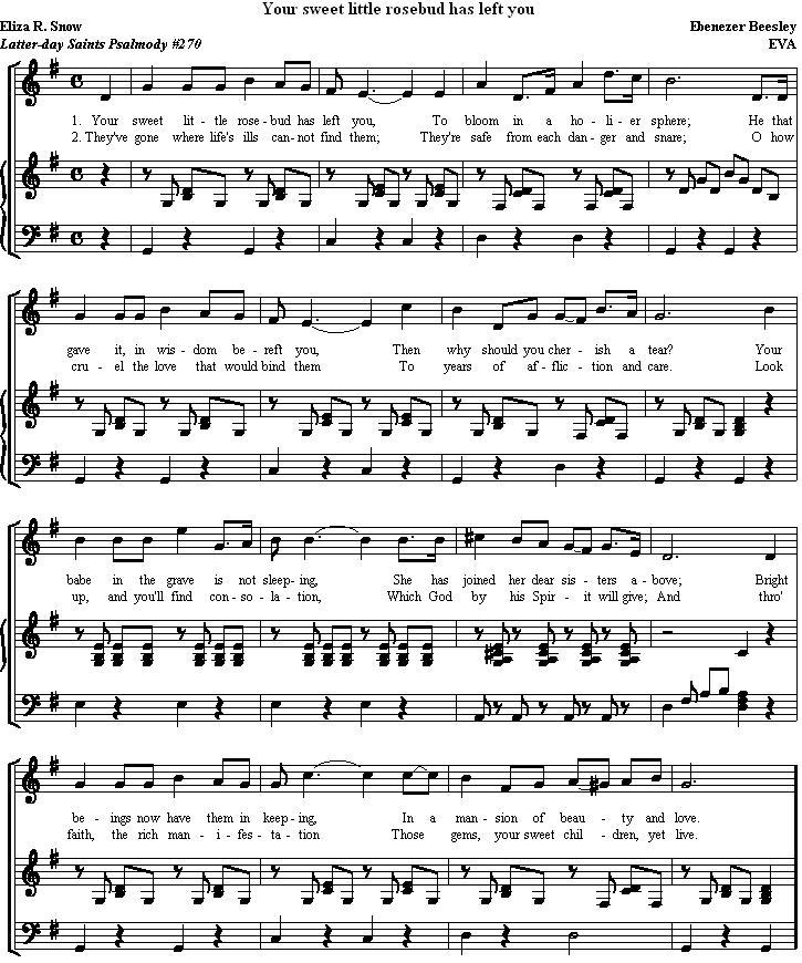 Lyric shenandoah lyrics : sacred music | The Song of the Righteous