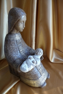 christmas-mother-and-child-1245497-m
